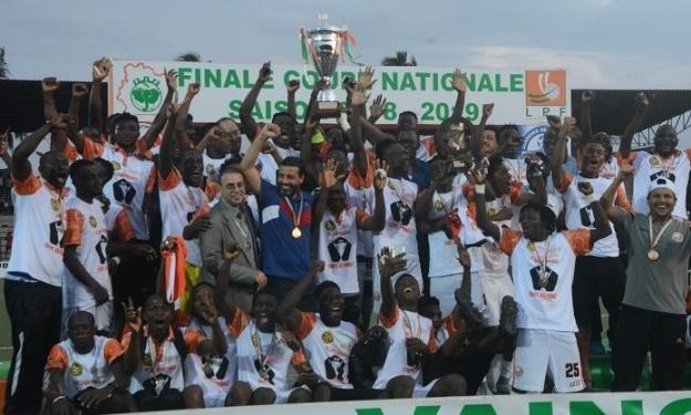 57è édition de la Coupe Nationale : Dates et lieux des rencontres connus