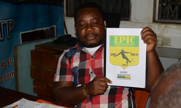 A la découverte d'Epic Football de Cocody du Président Sylvain Takoué