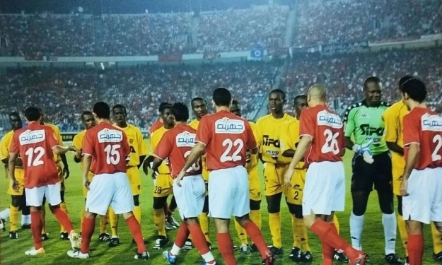Adenon Khaled (ex-ASEC) se ressasse la double confrontation face à Al Ahly en demi-finales de la Ligue des Champions 2006