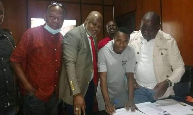Africa Sports : des cadres rejoignent Bahi Antoine