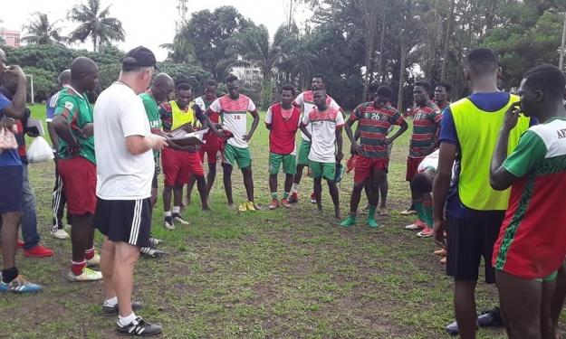 Africa Sports : Jean Christophe Gratecap déjà à la tâche