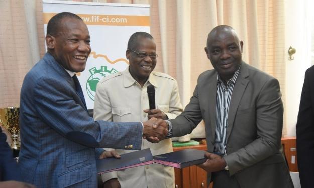 Africa Sports : Voici les accords qui ont réuni les Présidents Vagba et Bahi (vidéo)