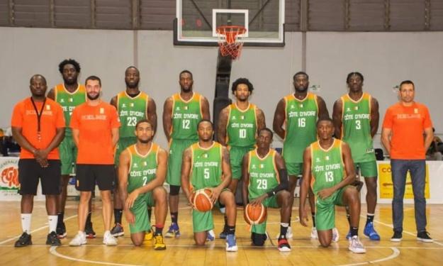 Afrobasket : 16 Éléphants en stage de préparation à Monastir