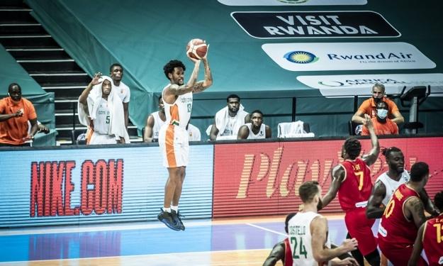 Afrobasket 2021 : Les Eléphants infligent une correction au Syli et filent en demi-finale