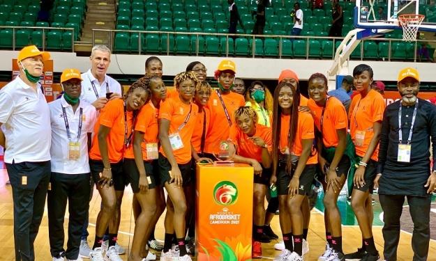 Afrobasket Dames 2021 : Le Nigeria conserve son titre, la Côte d'Ivoire termine à la 7è avec la meilleure tripointeuse