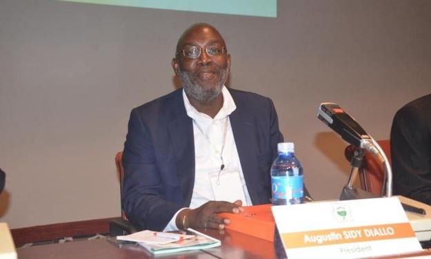 AG Mixte de la FIF : Sidy Diallo a obtenu le quitus des clubs à la majorité