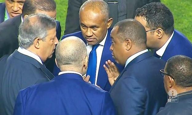 Ahmad Ahmad (Pdt de la CAF) : ''Le président de l'Espérance de Tunis m'a menacé devant des témoins''