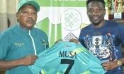 Ahmed Musa signe son retour dans le championnat Nigérian