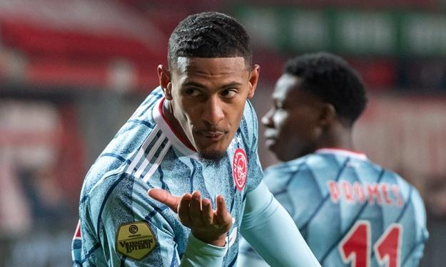 Ajax : Haller décisif pour la 6è fois en autant de rencontres
