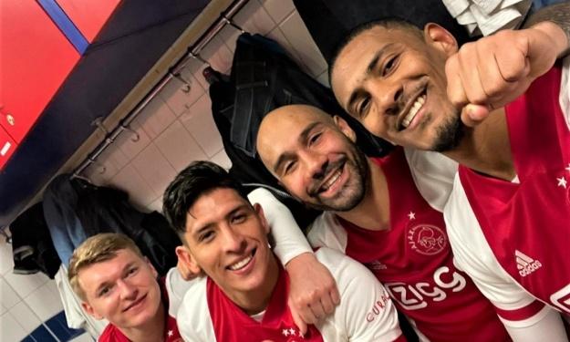 Ajax : Haller prend rendez-vous avec sa première finale