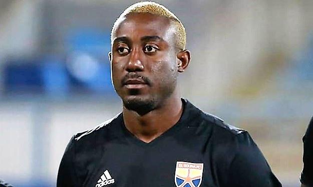 AKA Serge Arnaud s'est engagé avec le club Égyptien d'El Gouna FC