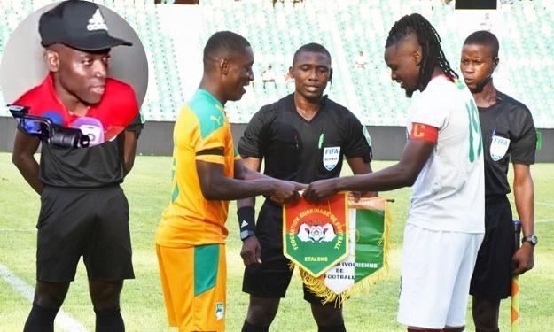 Alain Traoré après la défaite des Etalons contre la Côte d'Ivoire : ''l'arbitre a gâté le match''