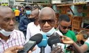 Albert Drogba : ''Si Didier n'est pas élu, il va se mettre à l'écart. Il n'y aura pas de compromission possible…''