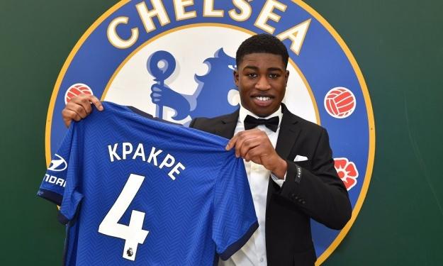 Alex Kpakpé passe Pro à Chelsea