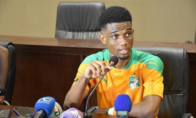 Amad Diallo revient sur son coup franc victorieux face au Burkina et sa discussion avec Jérémie Boga
