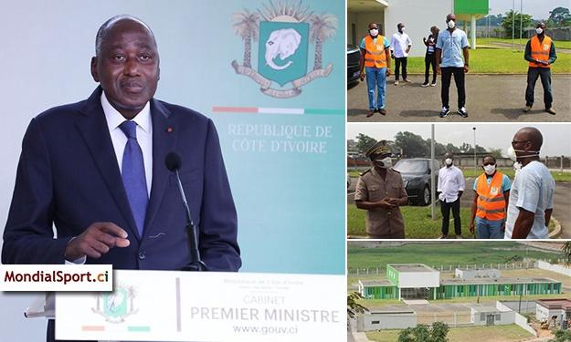 Amadou Gon Coulibaly : ''Drogba démontre qu'il est un homme de cœur''