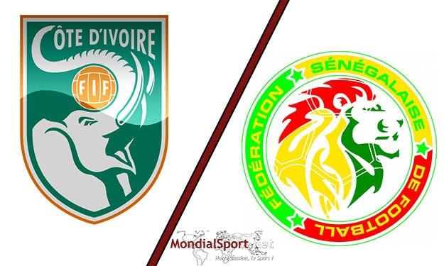 Amical : Éléphants de Côte d'Ivoire VS Lions du Sénégal