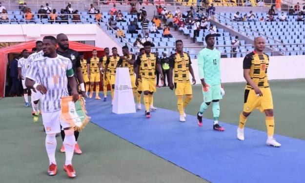 Amical : ''Ghana - Côte d'Ivoire'', match NUL !