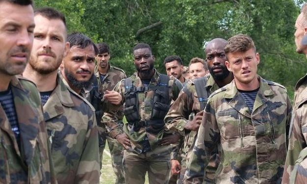 Angers : Présaison militaire pour Traoré Ismaël et ses coéquipiers (images)