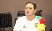 António Conceição : ''Les statistiques prouvent qu'on a été meilleur que la Côte d'Ivoire''