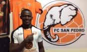 Après Ira Tapé, un autre portier du FC San Pedro célèbre un heureux évènement
