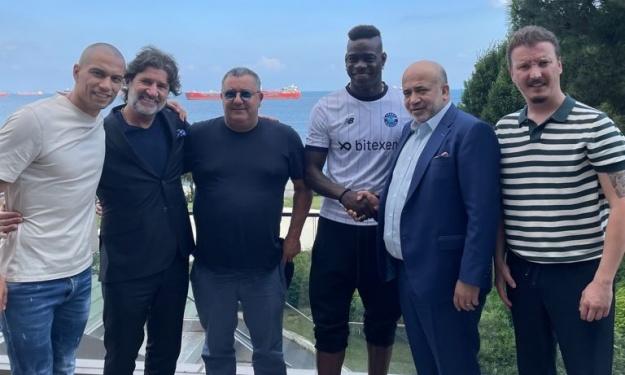 Après la Serie B, Mario Balotelli à la relance chez un promu turc