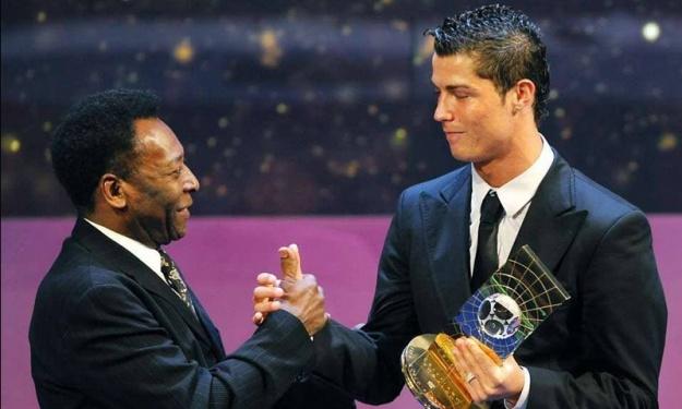 Après Messi, c'est au tour de Ronaldo de détrôner Pelé