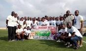Arbitrage Ivoirien : Les images de la marche de soutien à Danon Roland