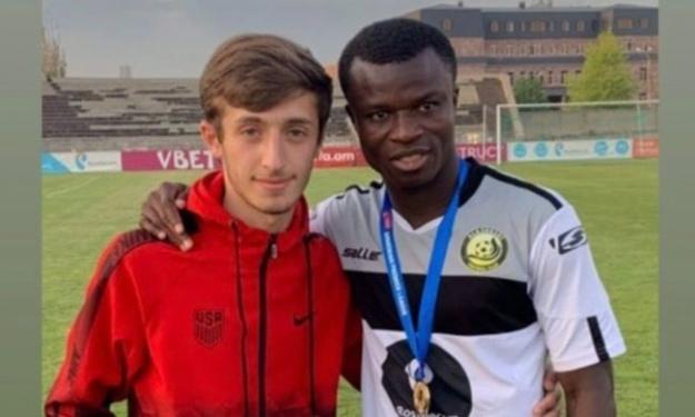 Arménie : Didier Boris Kadio et son club Champions