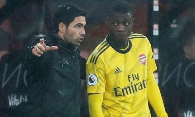 Arsenal : Mikel Arteta fixe ses conditions à Pépé