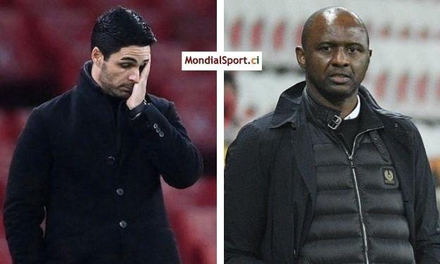 Arsenal : Un ancien du club allume Arteta et propose Vieira pour le remplacer