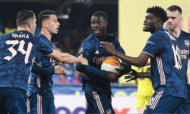Arsenal/Villarreal : ''C'est pas fini !'', prévient Pépé avant le retour à Londres
