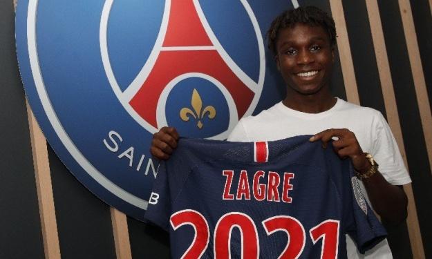 Arthur Zagre, le jeune burkinabé de 16 ans qui s'offre un contrat Pro au PSG