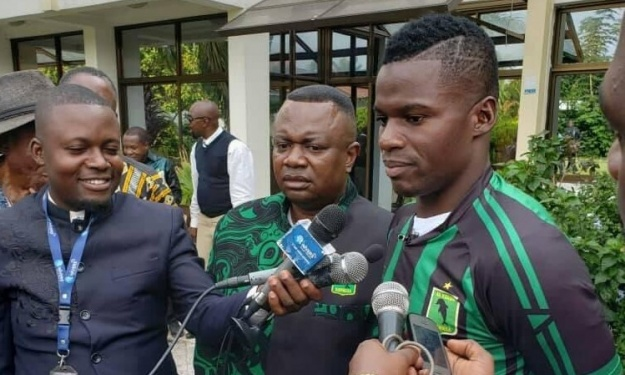 AS Vita Club : Amed Touré libéré avant la fin de son contrat