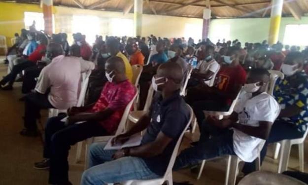 Assoumou Ettien (Porte-parole des arbitres Ivoiriens) : ''ce qui s'est passé est de la comédie''