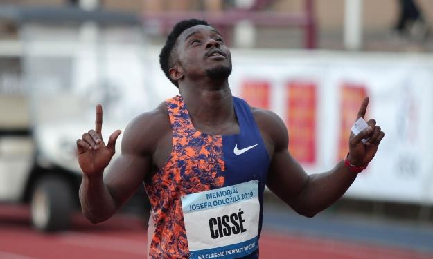 Athlétisme : Arthur Cissé brille à Düsseldorf pour sa première sortie de l'année