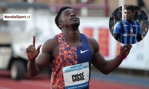 Athlétisme : Arthur Cissé dédie sa victoire au meeting de Madrid à Willy Braciano