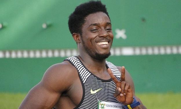Athlétisme : Arthur Cissé termine sur le podium au meeting de l'Eure