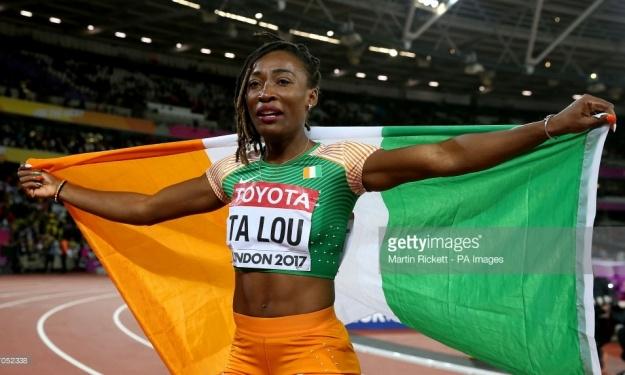 Athlétisme : Marie Josée Ta Lou remporte le Meeting de Paris