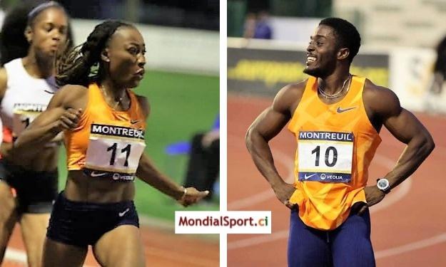 Athlétisme : Ta Lou et Cissé Gué remportent l'Or à Montreuil