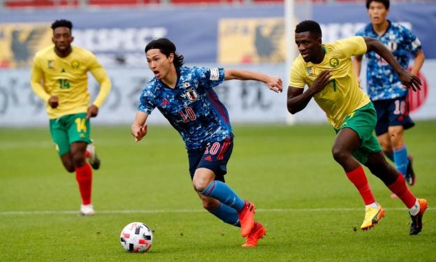 Avant la Côte d'Ivoire, le Japon concède le nul face au Cameroun
