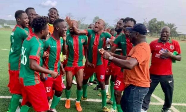 Les joueurs de l'Africa Sports ont reçu leur salaire avant le choc face à l'USC Bassam