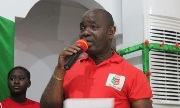 Bahi Antoine après sa suspension : ''Vagba n'a pas ce pouvoir, lui-même il est suspendu à vie de l'Africa''