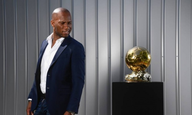 Ballon d'Or Européen : Nommé ambassadeur, Drogba présentera la cérémonie