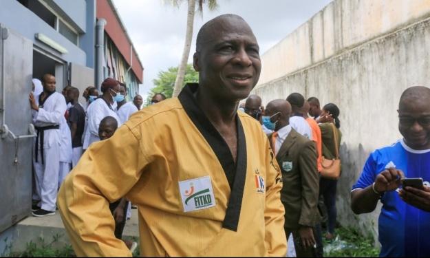 BAMBA Cheick Daniel s'en va, le Taekwondo ivoirien devant ses responsabilités