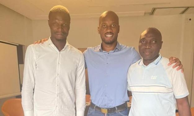 Bancé et le nouveau président du WAC ont demandé pardon à Drogba