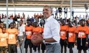 Barack Obama nouveau partenaire stratégique de la NBA Africa