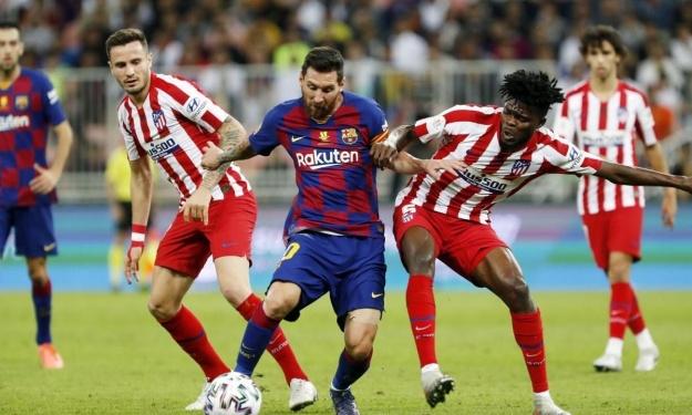 Barça vs Atletico : Faux pas interdit pour les Catalans