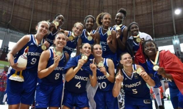 Basket Féminin : La France s'impose dans ces 8ès jeux de la Francophonie