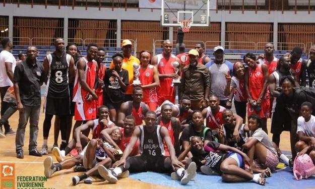 Basketball : L'ABC remporte le tournoi test organisé par la Fédération Ivoirienne